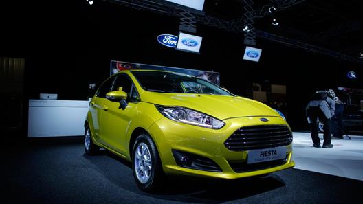 Ford Fiesta получила трехцилиндровый двигатель EcoBoost