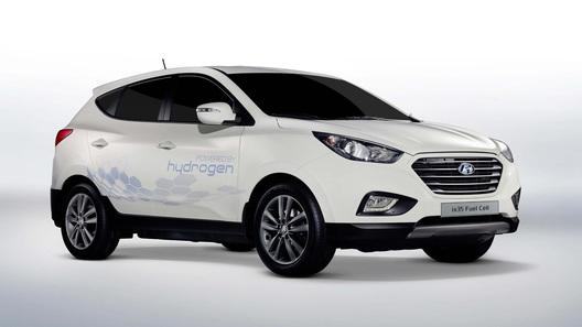 Производство водородного Hyundai ix35 начнется в декабре
