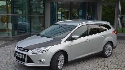 Ford показал доступный карбон для массовых моделей