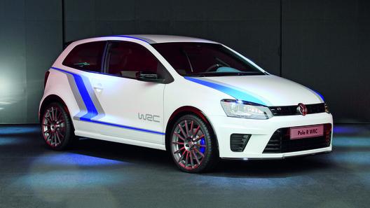 Серийный Volkswagen Polo R покажут в Женеве