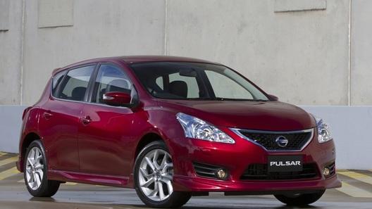 Новый Nissan Tiida показан в Австралии как Pulsar