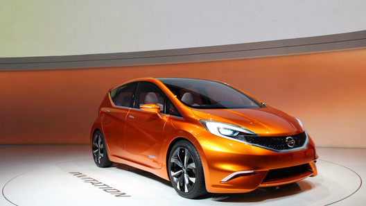 Nissan готовит конкурента Ford Focus