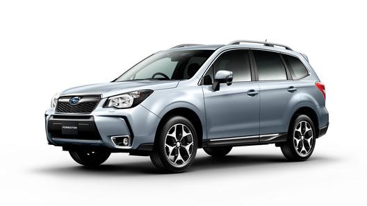 Subaru рассекретил новое поколение Forester