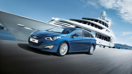 Hyundai назвал российские цены на универсал i40