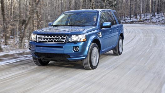 Land Rover Freelander 2: оцениваем очередной