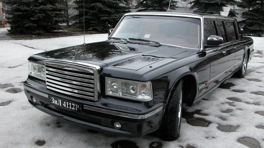 За 70 млн рублей продают лимузин, который не понравился Путину