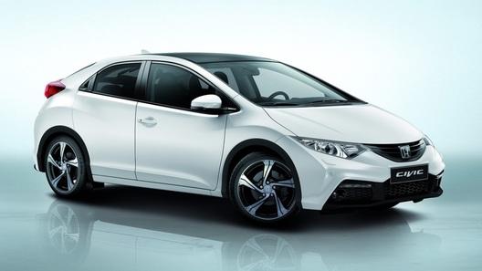 Honda Civic получит стайлинг-пакет по примеру BMW и Audi