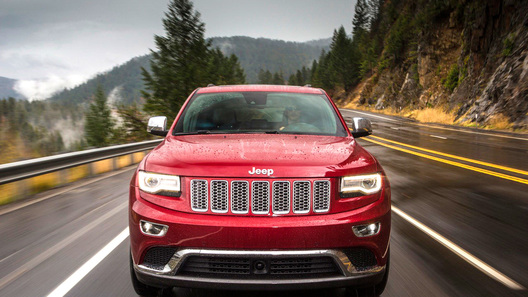 Chrysler представил в Детройте обновленный Jeep Grand Cherokee