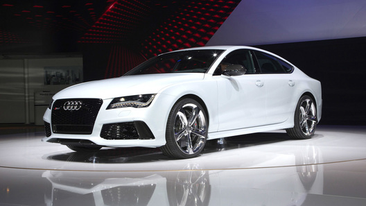 Новый Audi RS 7 обойдется в России в 5,1 млн рублей