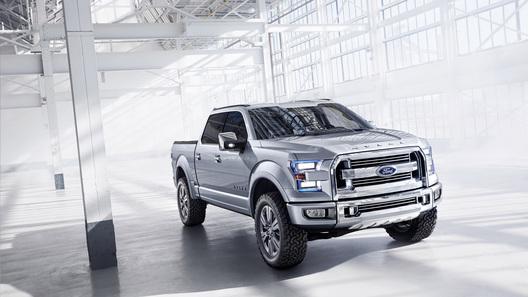 Разработчики нового Ford F-150 мечутся между сталью и алюминием