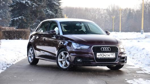 Audi A1: часть 2 (4 031 км)