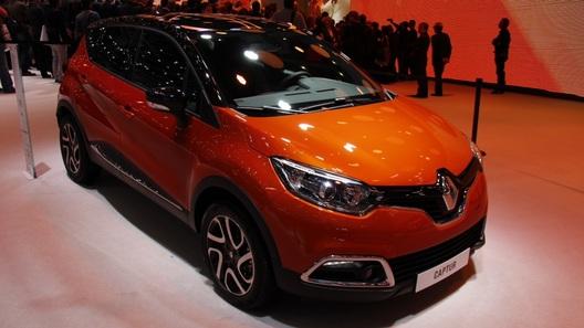 Renault показала в Женеве первый