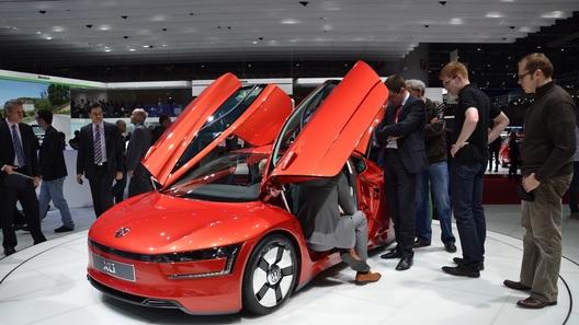 Volkswagen сделал реальностью расход в 1 л на 100 км
