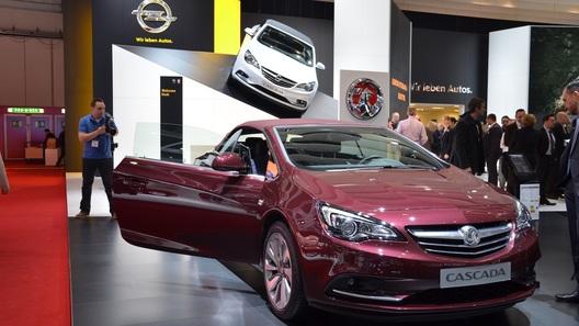 Opel в Женеве вернулся на рынок больших кабриолетов