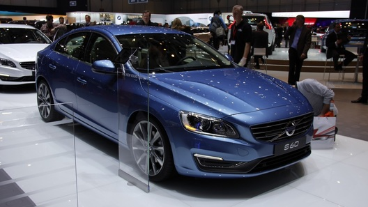 Volvo выкатила на подиум в Женеве целый выводок новинок