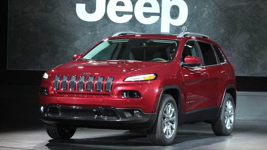 Новый Jeep Cherokee шокировал Нью-Йорк своей внешностью