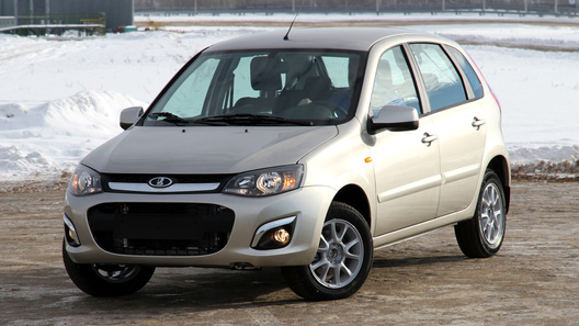 Новая Lada Kalina получит 3 мотора и появится в продаже в июне