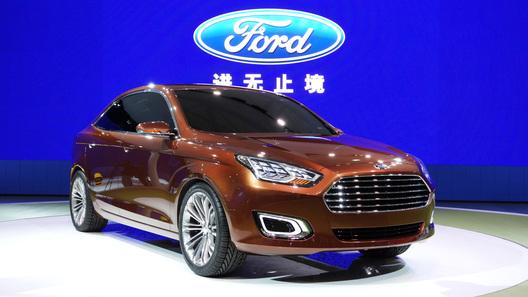 Ford Escort все ближе к конвейеру