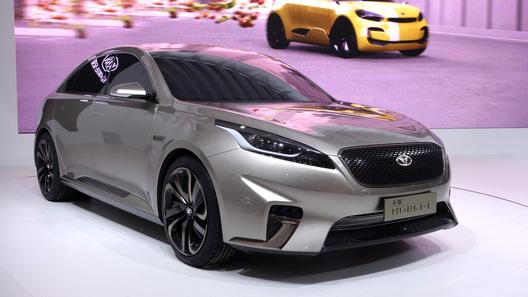 Kia объявила о создании нового бренда автомобилей