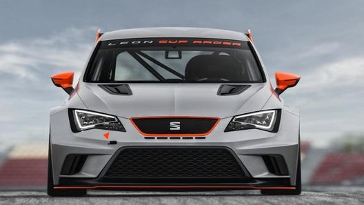 Seat Leon подготовили для кузовных гонок