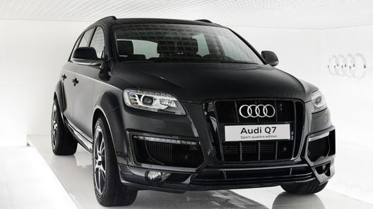 Новый Audi Q7 разделит платформу с внедорожниками Bentley и Lamborghini