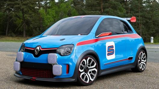 Renault сделает новый Twingo привлекательным для мужчин