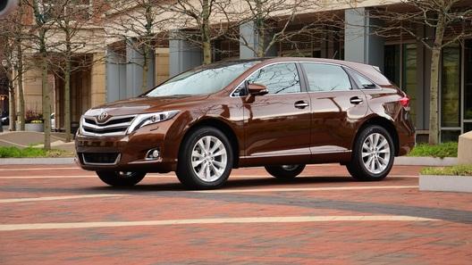 В России стартовали продажи Toyota Venza за 1,5 млн рублей