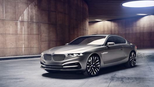 Концепт BMW воспринят как намек на появление новой модели