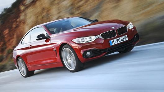 Стартовали российские продажи BMW 4 серии