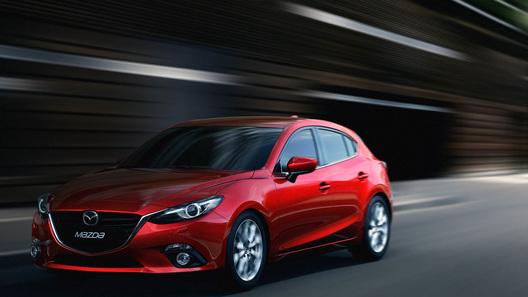 Первые фото новой Mazda3 просочились в Сеть