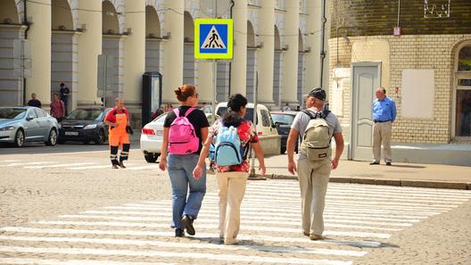 Десятки переходов в Москве сделали удобнее для пешеходов
