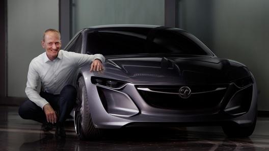 Opel покажет осенью новое спортивное купе