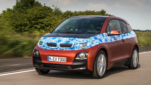 Электромобиль BMW оказался недешевым удовольствием