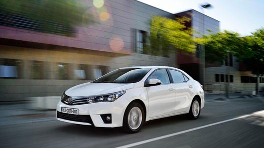 Toyota рассказала о моторах для европейской Corolla