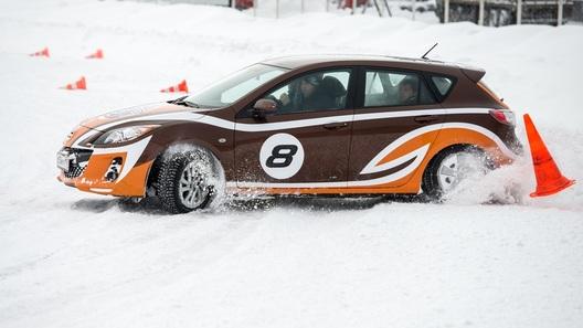 Mazda Sport Academy: главная причина скучать по зиме в разгар лета
