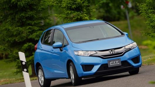 Honda представила новое поколение модели Fit
