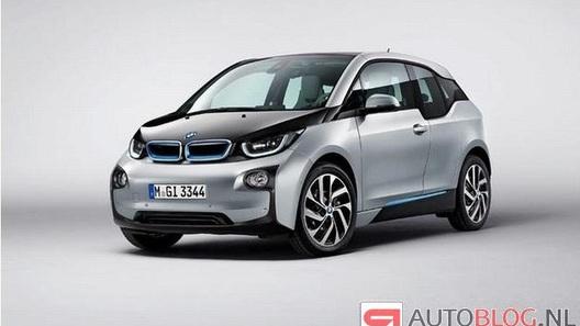Внешний вид первого электромобиля BMW окончательно рассекречен