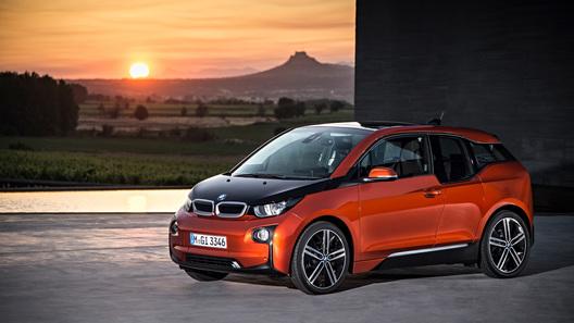 Электромобиль BMW грозит превратиться в дефицитный товар