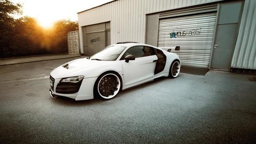 Audi R8 превратили в