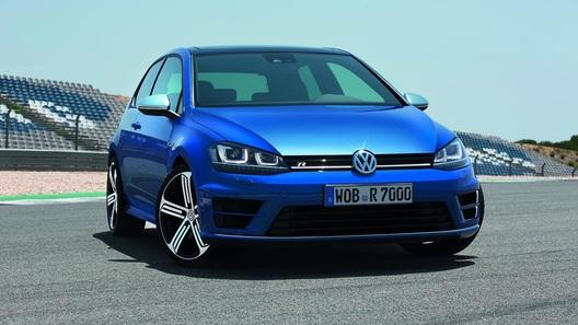 Volkswagen рассекретил самый мощный Golf R