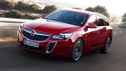 Самый мощный и быстрый Opel будет меньше вилять задом