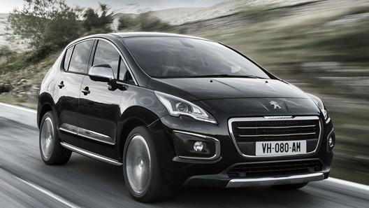 Peugeot начинает в России продажи нового кроссовера