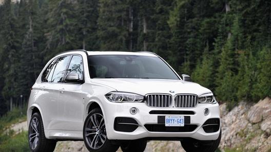 BMW представила дизельный внедорожник с динамикой спорткара