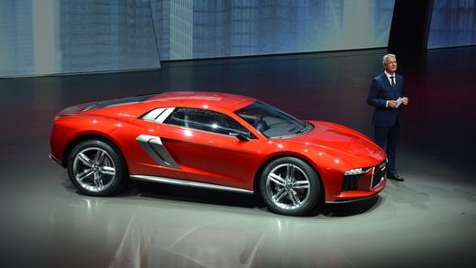 Audi показала