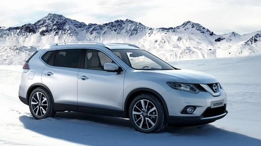 Продажи нового Nissan X-Trail стартуют в марте