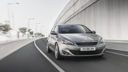 Новый Peugeot 308 готовится к российской премьере