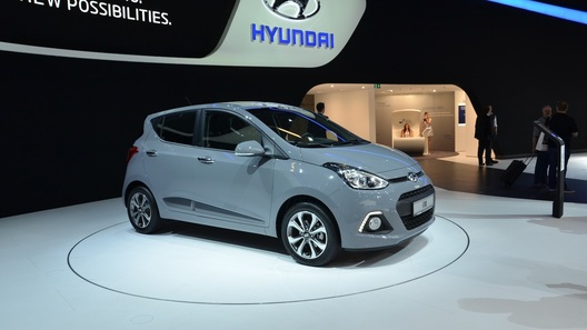 Новый Hyundai i10 получил самый большой багажник в сегменте