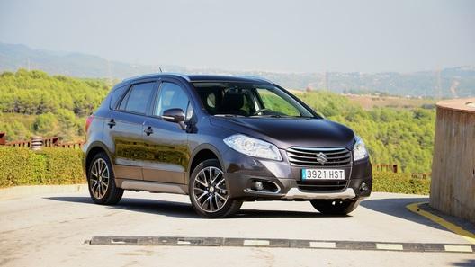 Новый Suzuki SX4 появится в России 16 декабря