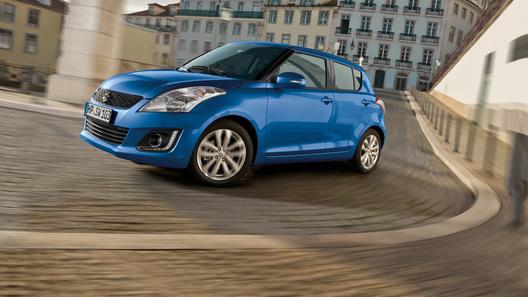 Обновленный Suzuki Swift подорожал на 60 000 рублей