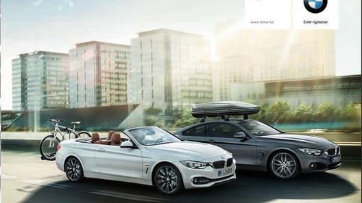 Кабриолет BMW 4 серии рассекретили раньше времени